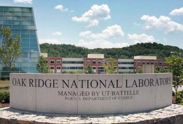 Upcoming ORNL Classes