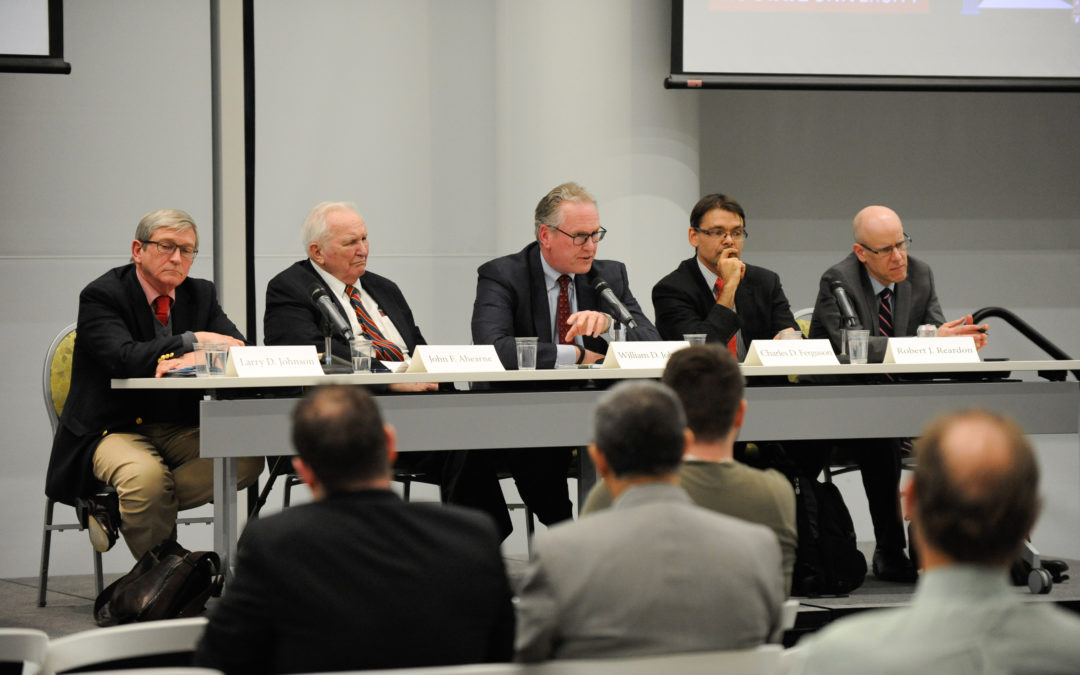 CNEC Co-hosts Nuclear Safety & Security Panel