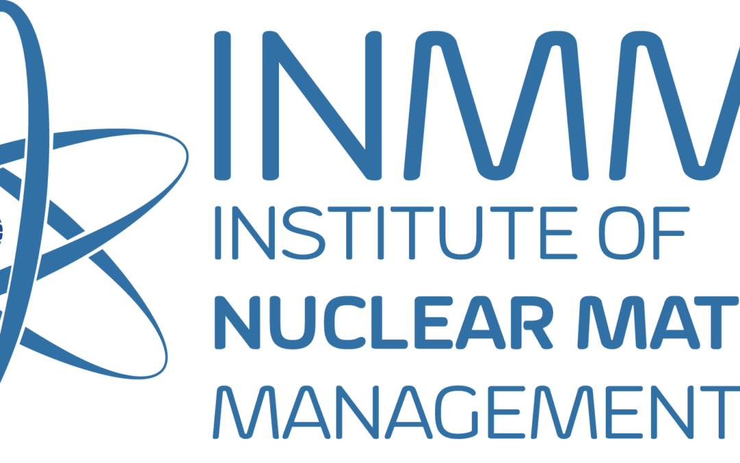 PhD Student Paul Stockett Wins 1st Place in the Innovations in Nuclear Technology R & D Awards at the INMM Annual Meeting in July 2019